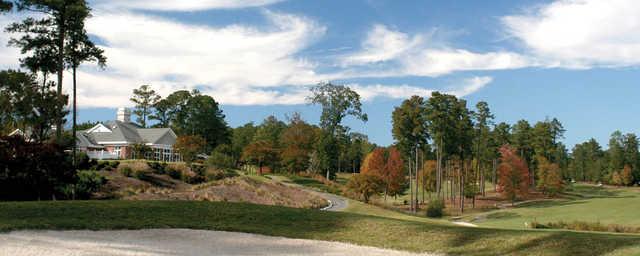 A view from Tara Golf Club at Savannah Lakes.
