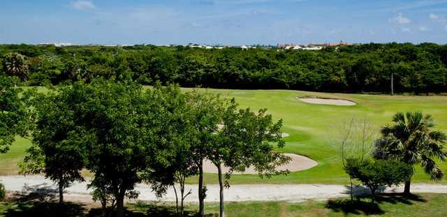 A view from Punta Blanca Golf & Beach Club.