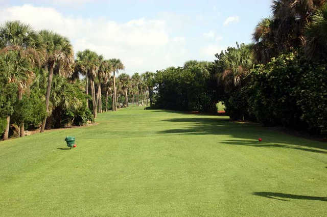 A view from tee #7 at Oceans Golf Club.