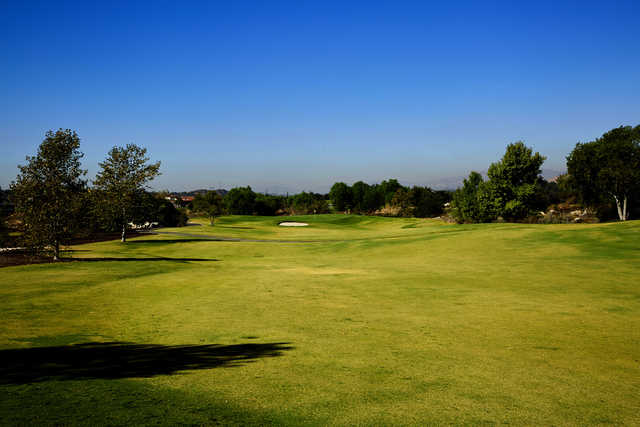 A view from a fairway at Angeles National Golf Club.