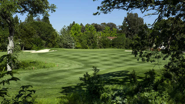 A view of hole #2 at Contra Costa Country Club.