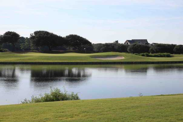 A view of hole #5 at The Currituck Club.