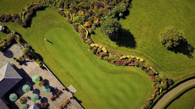 View of the puttin green at Cottrell Park Golf Club