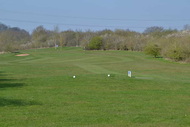 View of a green at Henley Golf & Country Club Par-3 Course