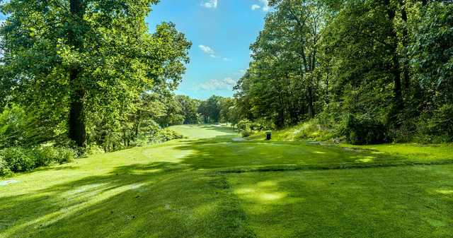 A view from a tee at Brownson Country Club.