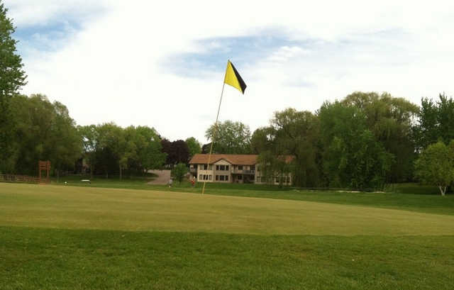 A view of a hole at Westbrook Hills Golf Course (Jeff M.).