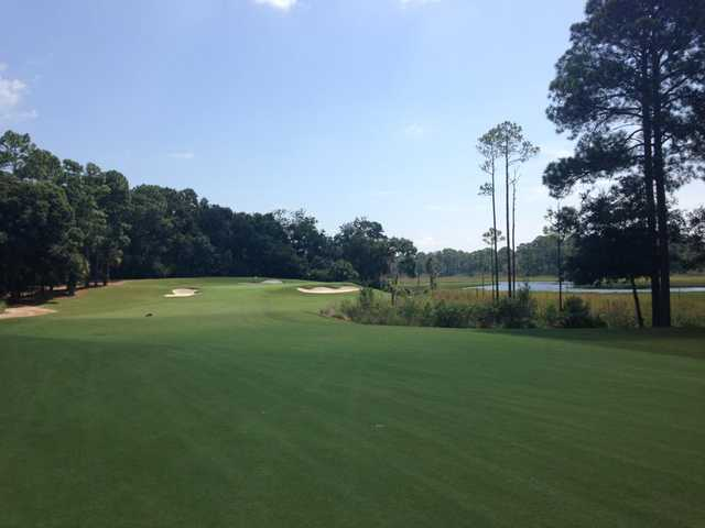 A view from a fairway at Pablo Creek Club (Ken Purcell).