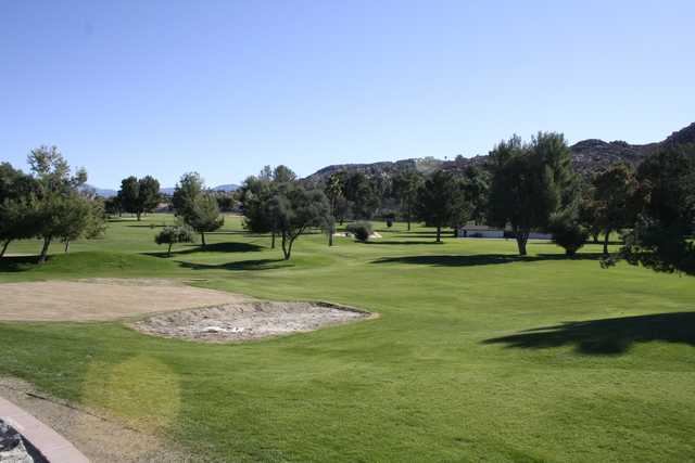 A view from Echo Hills Golf Club