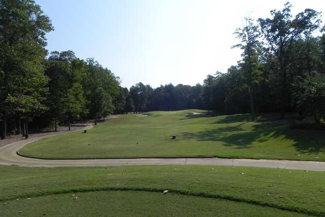 A view from tee #2 at Kiskiack Golf Club.