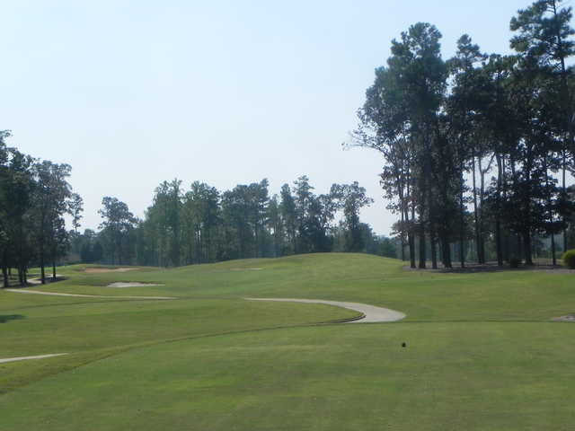 A view from the 15th tee at Kiskiack Golf Club.