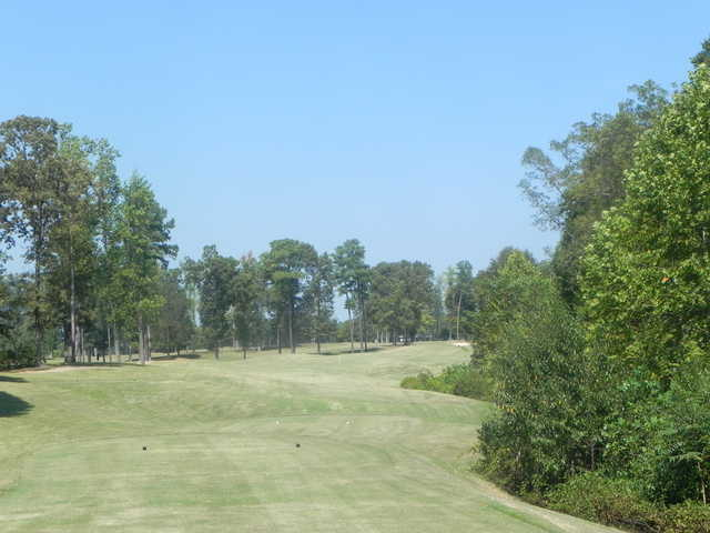 A view from the 12th tee at Kiskiack Golf Club.