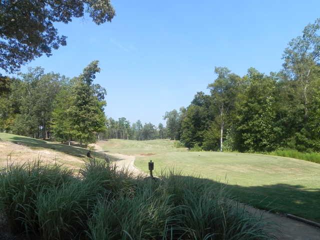 A view of tee #14 at Kiskiack Golf Club.