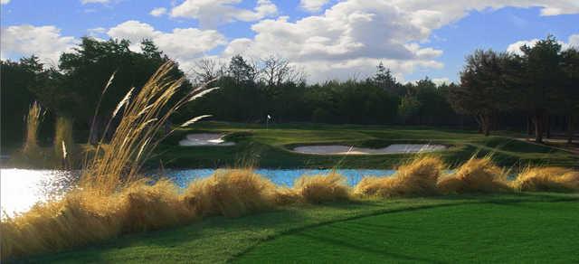 A view from Cobblestone Creek Golf Club.