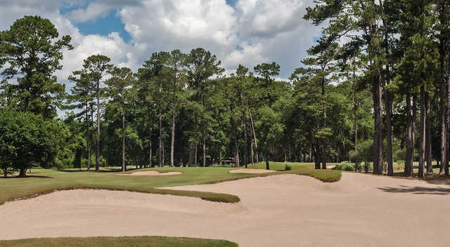 A view of a hole from Plantation at Valdosta Country Club.