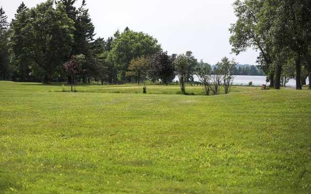 A view from Pike Lake Golf & Beach Club