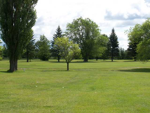 A view from Thief River Golf Club