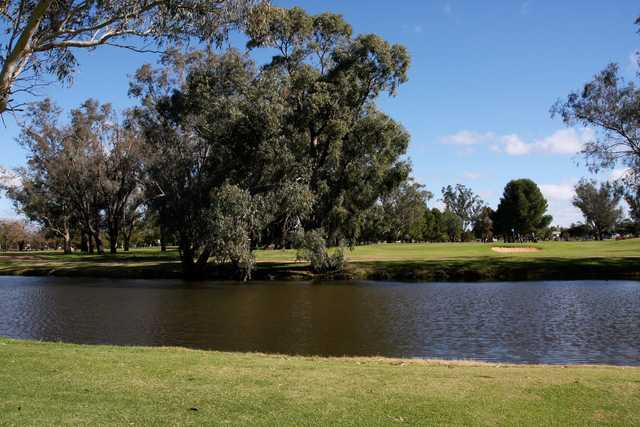 A view from Forbes Golf Club