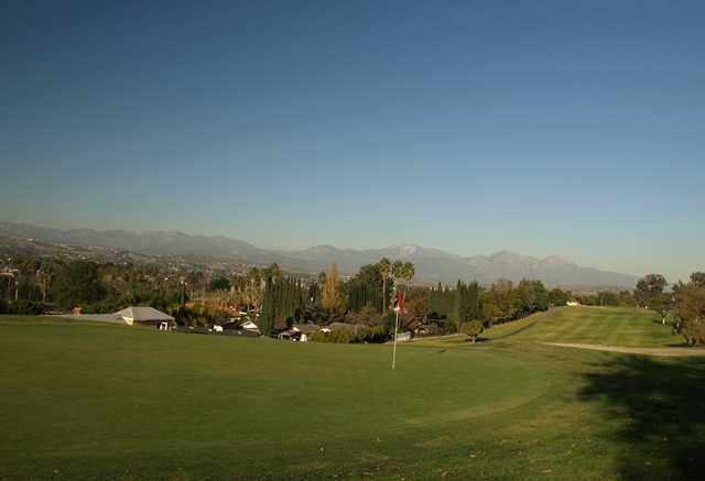 The fourth hole on the South Course at Royal Vista Golf Club is an uphill 349-yard par 4.