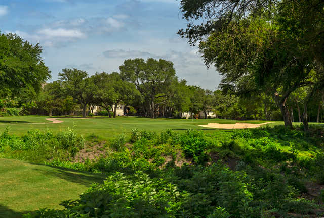 View of a green at Forest Creek.