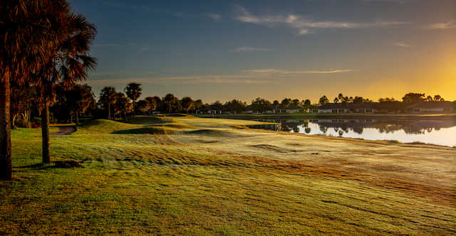 A view from Remington Golf Club.