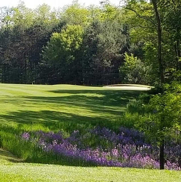 A view from White Lake Country Club
