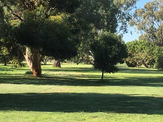 View from Condobolin Golf Club