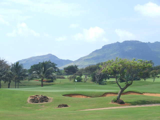 A view from Kauai Lagoons Resort (B. Tucker)