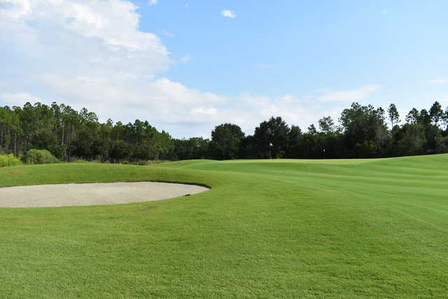 A view from Origins Golf Club