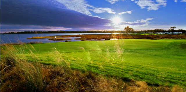 Nicklaus Course at Bay Point Resort: View from #5