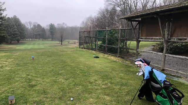 A view from a tee at Washington Golf Club (Chris Clark).