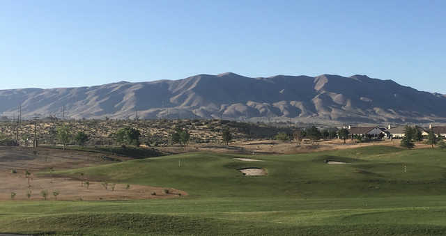 A view from Ashwood Golf Club.