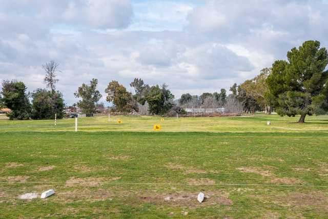 A view of the driving range at Seven Hills Golf Course.