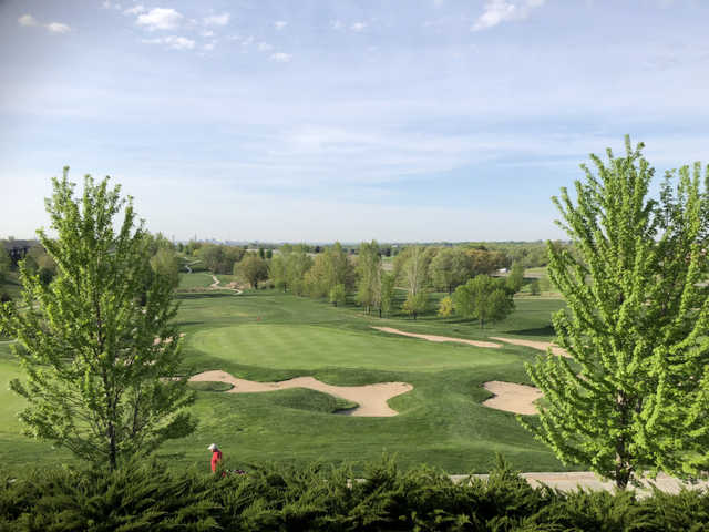 View of a green at Fairways at Lincoln.