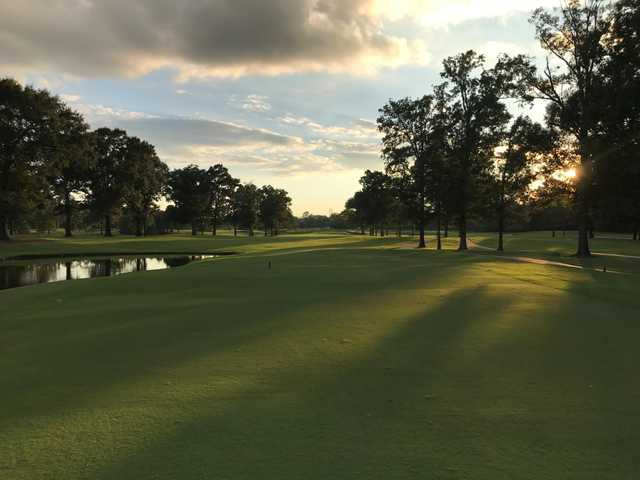 A view from Country Club of Jackson.