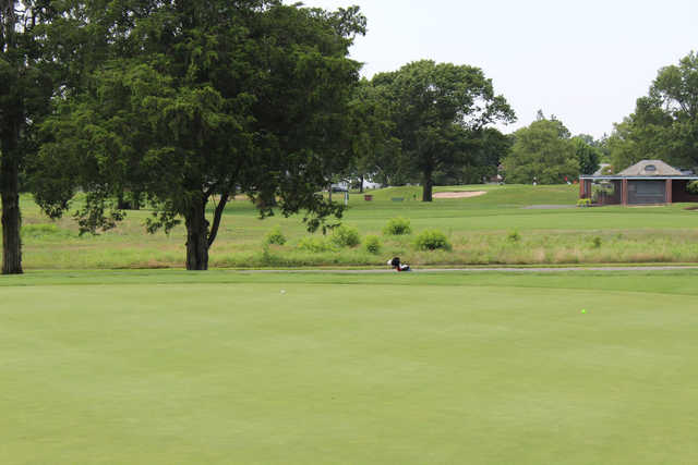 A view from Eisenhower Park Golf Course (Metropolitan PGA Junior Tour).