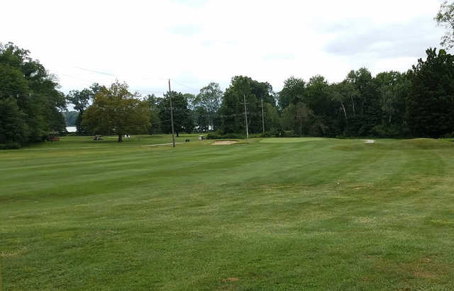 A view from a fairway at East Orange Golf Course (T Alexander Tamayo Jr.).