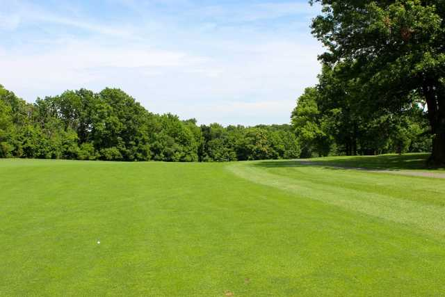 A view from fairway #3 at South Shore Golf Course (Michael Gutierrez).
