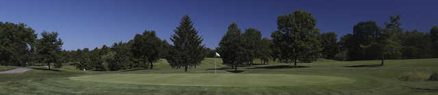 Panoramic view from Tates Creek Golf Course