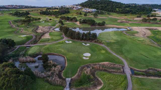 The Links Shell Cove: Aerial view