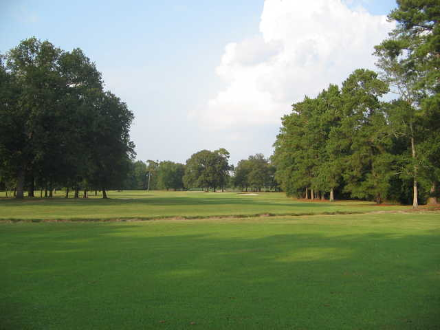 View of the 7th fairway at Crestwood Golf Club.
