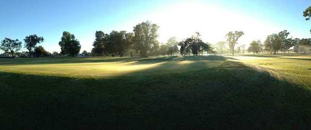 View from Singleton Golf Club