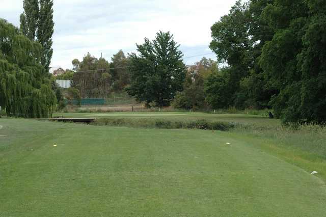 View from Goulburn Golf Club