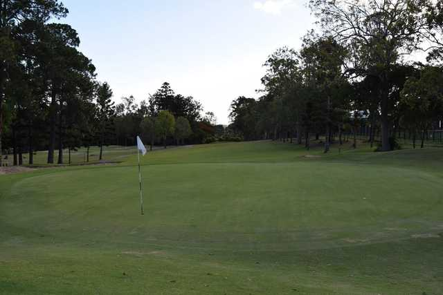 View from Gailes Golf Club