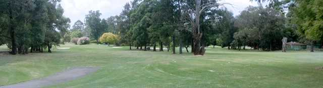 View from Leonay Golf Club