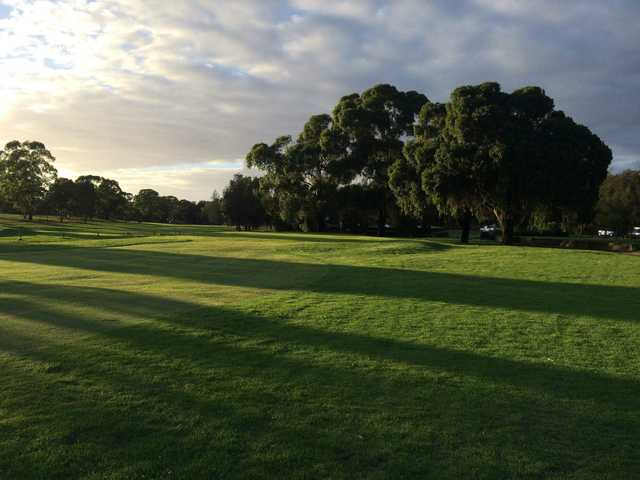 View from Georges River Golf Course