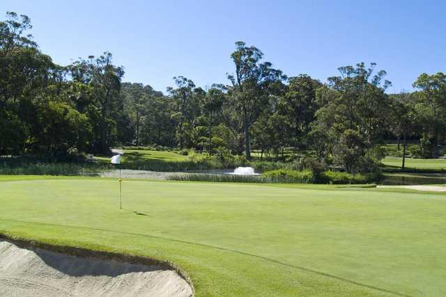 Bayview Golf Club 8th hole