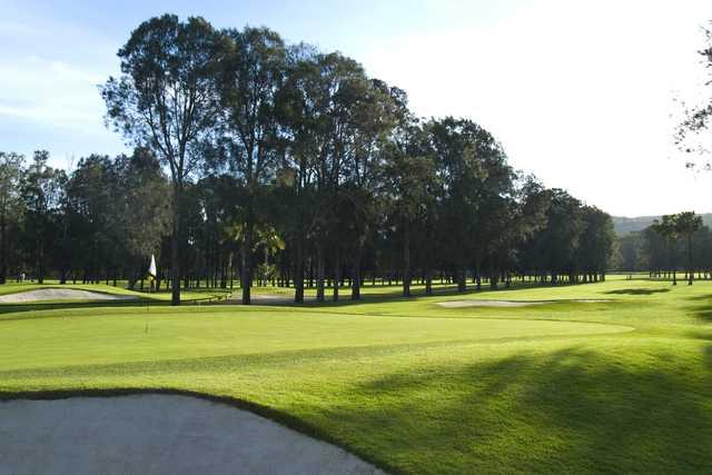 Bayview Golf Club 15th hole