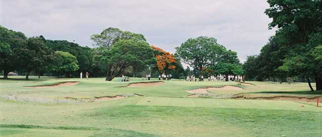 View from Royal Queensland Golf Club
