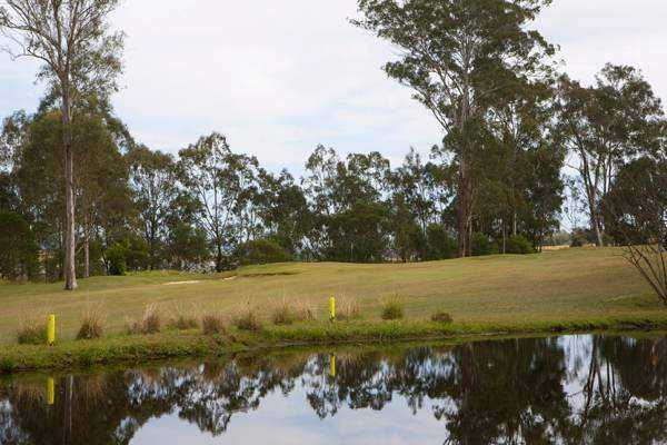 View from Pine Rivers Golf Club
