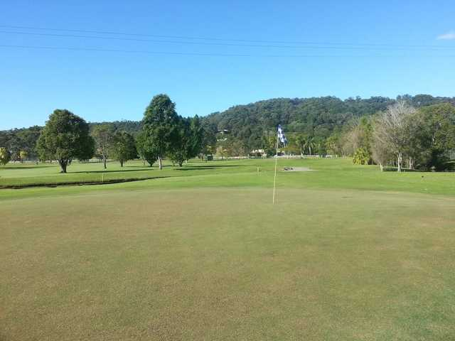 View from Meadow Park Golf Course